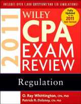 Wiley CPA Exam Review 2011, Regulation (Wiley CPA Examination Review: Regulation)