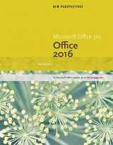 9781305879171-1305879171-New Perspectives Microsoft Office 365 & Office 2016: Introductory, Spiral bound Version