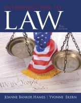 9780133484564-0133484564-Introduction to Law (5th Edition)