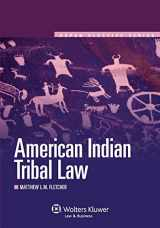 9780735599758-0735599750-American Indian Tribal Law (Aspen Elective)