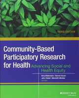 Community-Based Participatory Research for Health: Advancing Social and Health Equity