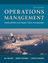 9780134130422-0134130421-Operations Management: Sustainability and Supply Chain Management (12th Edition)