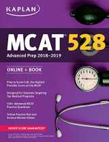 9781506223698-1506223699-MCAT 528 Advanced Prep 2018-2019: Online + Book (Kaplan Test Prep)