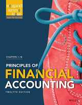 9781118978740-1118978749-Principles of Financial Accounting: Chapters 1 - 18