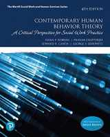 9780134779263-0134779266-Contemporary Human Behavior Theory: A Critical Perspective for Social Work Practice (4th Edition) (What's New in Social Work)