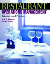 9780131100909-0131100904-Restaurant Operations Management: Principles and Practices