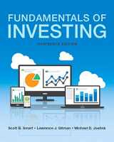 Fundamentals of Investing Plus MyFinanceLab with Pearson eText -- Access Card Package (13th Edition)