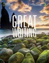 9780357020845-0357020847-Great Writing 3: From Great Paragraphs to Great Essays (Great Writing, Fifth Edition)