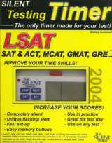 The Silent Testing Timer for LSAT, SAT & ACT, MCAT, GMAT, GRE
