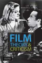 9780199376896-0199376891-Film Theory and Criticism: Introductory Readings