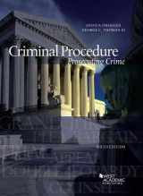 Criminal Procedure, Prosecuting Crime (American Casebook Series)