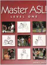 9781881133209-1881133206-Master ASL - Level One (with DVD)