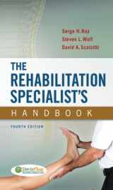 9780803639065-0803639066-The Rehabilitation Specialist's Handbook