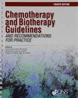 9781935864332-1935864335-Chemotherapy and Biotherapy Guidelines and Recommendations for Practice