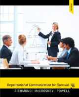 9780205060344-020506034X-Organizational Communication for Survival (5th Edition) (Holbrook Press criminal justice series)