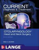 9780071624398-0071624392-CURRENT Diagnosis & Treatment Otolaryngology--Head and Neck Surgery, Third Edition (LANGE CURRENT Series)