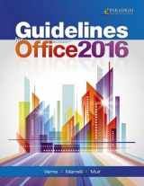 9780763867485-0763867489-Guidelines for Microsoft Office 2016: Text