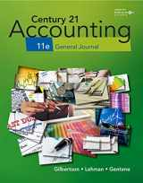 9781337623124-1337623121-Century 21 Accounting: General Journal (Century 21 Accounting Series)