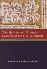 9789004124455-9004124454-The Hebrew and Aramaic Lexicon of the Old Testament, 2 volume set
