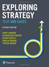 9781292145129-1292145129-Exploring Strategy Text and Cases