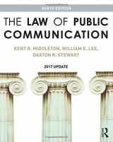 9781138692244-1138692247-The Law of Public Communication