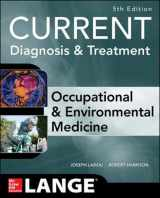 9780071808156-0071808159-CURRENT Occupational and Environmental Medicine 5/E (Lange Medical Books)