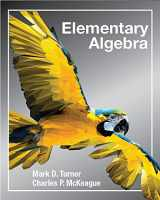 9781630980634-1630980633-Elementary Algebra with Access Code