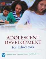 9780134987248-0134987241-Adolescent Development for Educators