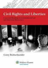 9780735579866-0735579865-Constitutional Law Textbook: Rights & Liberties (Aspen College)