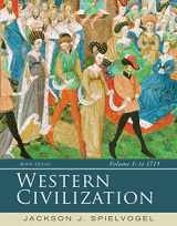 9781285436487-1285436482-Western Civilization: Volume I: To 1715