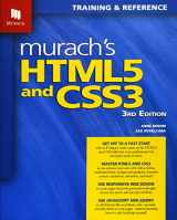 9781890774837-1890774839-Murach's HTML5 and CSS3, 3rd Edition