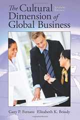 9780205835591-0205835597-Cultural Dimension of Global Business