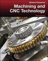 9780077805418-0077805410-Machining and CNC Technology with Student Resource DVD