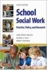 9781935871699-1935871692-School Social Work: Practice, Policy, and Research
