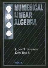 9780898713619-0898713617-Numerical Linear Algebra