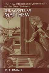 9780802825018-080282501X-The Gospel of Matthew (New International Commentary on the New Testament)