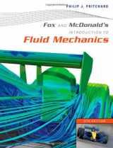 Fox and McDonald's Introduction to Fluid Mechanics