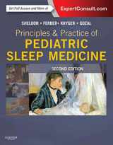 9781455703180-1455703184-Principles and Practice of Pediatric Sleep Medicine: Expert Consult - Online and Print