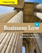 9781133586562-1133586562-Cengage Advantage Books: Business Law: Principles and Practices