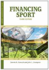 9781935412427-1935412426-Financing Sport (Sport Management Library)
