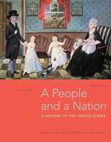 9781337402729-1337402729-A People and a Nation, Volume I: to 1877