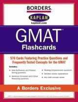 Borders GMAT Flashcards