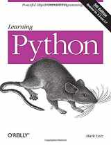 9781449355739-1449355730-Learning Python, 5th Edition