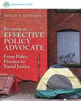 9781285064079-1285064070-Becoming an Effective Policy Advocate: From Policy Practice to Social Justice