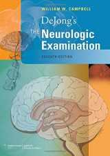 9781451109207-1451109202-DeJong's The Neurologic Examination