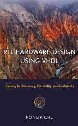 9780471720928-0471720925-RTL Hardware Design Using VHDL: Coding for Efficiency, Portability, and Scalability