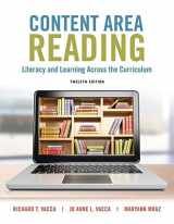 9780134068824-0134068823-Content Area Reading: Literacy and Learning Across the Curriculum, Enhanced Pearson eText with Loose-Leaf Version -- Access Card Package (12th Edition)
