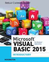 9781285856902-1285856902-Microsoft Visual Basic 2015 for Windows Applications: Introductory (Shelly Cashman Series)