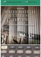 9780883857540-0883857545-Mathematical Interest Theory (Mathematical Association of America Textbooks)