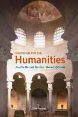 9780205161621-0205161626-Handbook for the Humanities